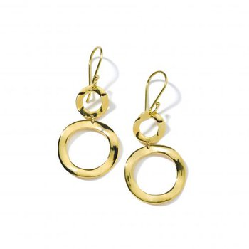 Ippolita 18kt Classico mini snowman earring. Available at our Halifax store