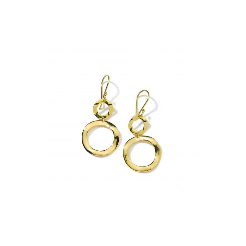 Ippolita Ippolita 18kt Classico mini snowman earring. Available at our Halifax store