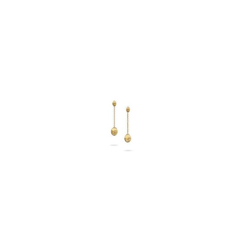 Marco Bicego Marco Bicego 18kt Siviglia earrings. Available at our Halifax store