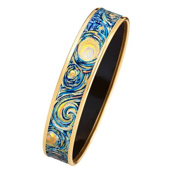 FreyWille Van Gogh bangle size M. Available at our Halifax store.