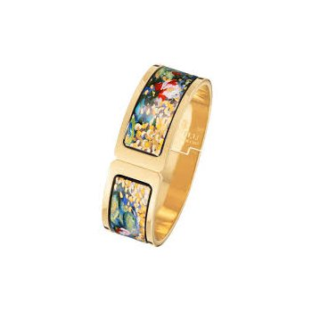 FreyWille hommage a Claude Monet orangerie clasp bangle, size M. Available at our Halifax store.