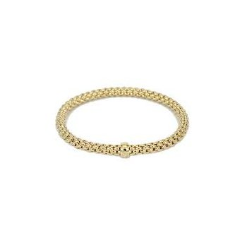 Fope Gioeilli  18 Kt Yellow Gold Flex It Solo Bracelet