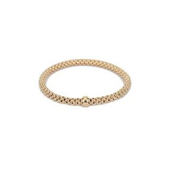 Fope Gioeilli  18 Kt Rose Gold Flex It Solo Bracelet