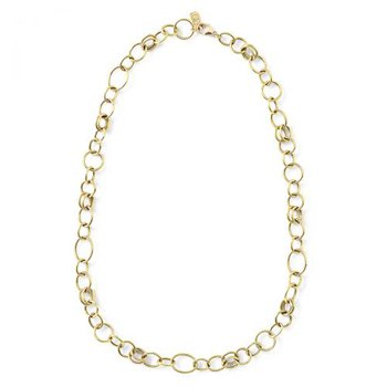 "Ippolita 18kt CXlassico classic link necklace - 18"". Available at our Halifax store"