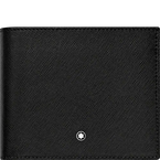 Montblanc Sartorial Series Black Leather Wallet