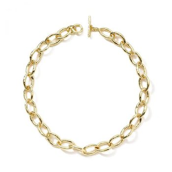 "Ippolita 18kt Classico Bastille necklact - 18"". Available at our Halifax store"