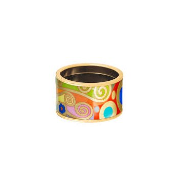 FreyWille Gustav Klimt hope diva ring, size 56. Available at our Halifax store.