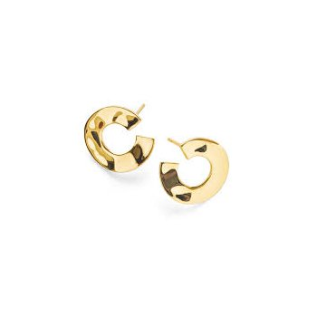 Ippolita 18kt small Luna earrings. Available at our Halifax store