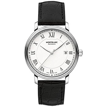 Traditional Steel Automatic Watch