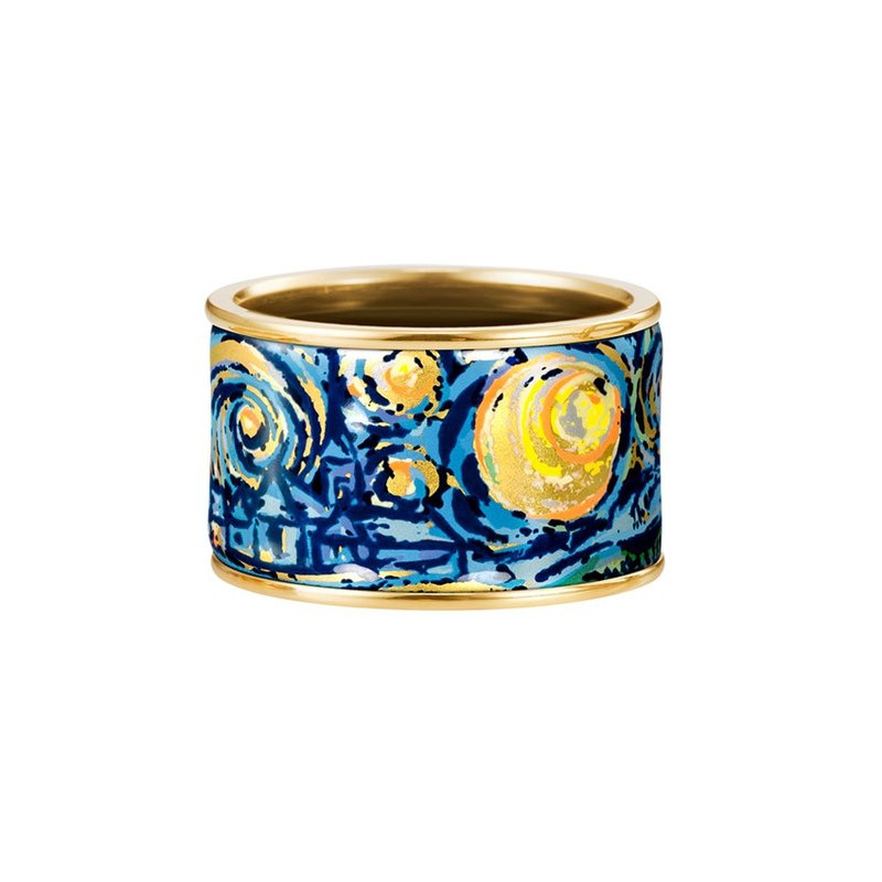 Freywille FreyWille Van Gogh diva ring, size 56. Available at our Halifax store.