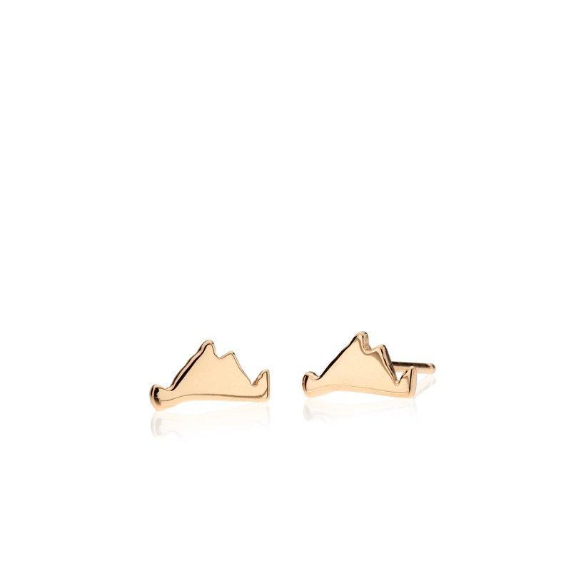 Teeny Martha's Vineyard earrings