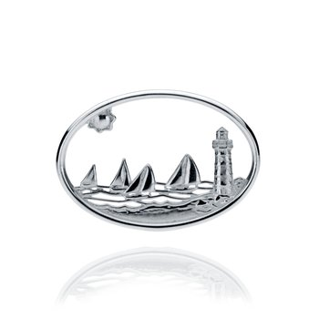 Harbor Scene changeable bracelet top