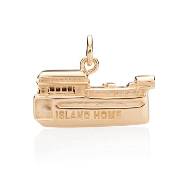 Island Home Ferry charm