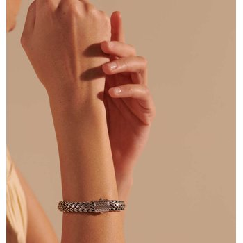 John Hardy Classic large chain bracelet