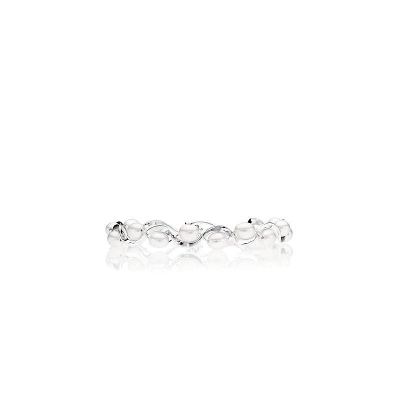 Pearl Ruffle bracelet