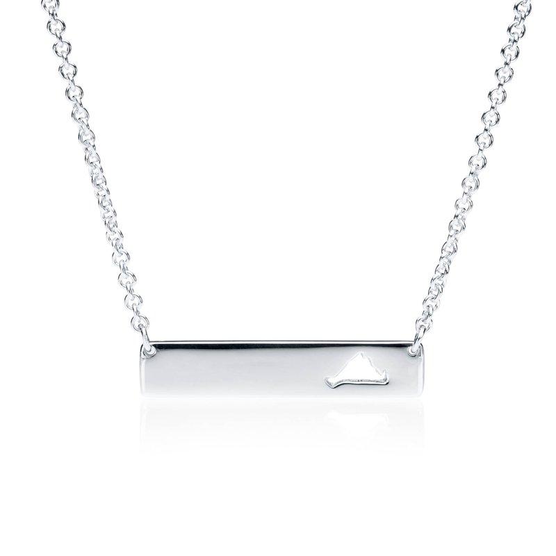 Martha's Vineyard Bar necklace