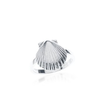 Chilmark Scallop Shell ring