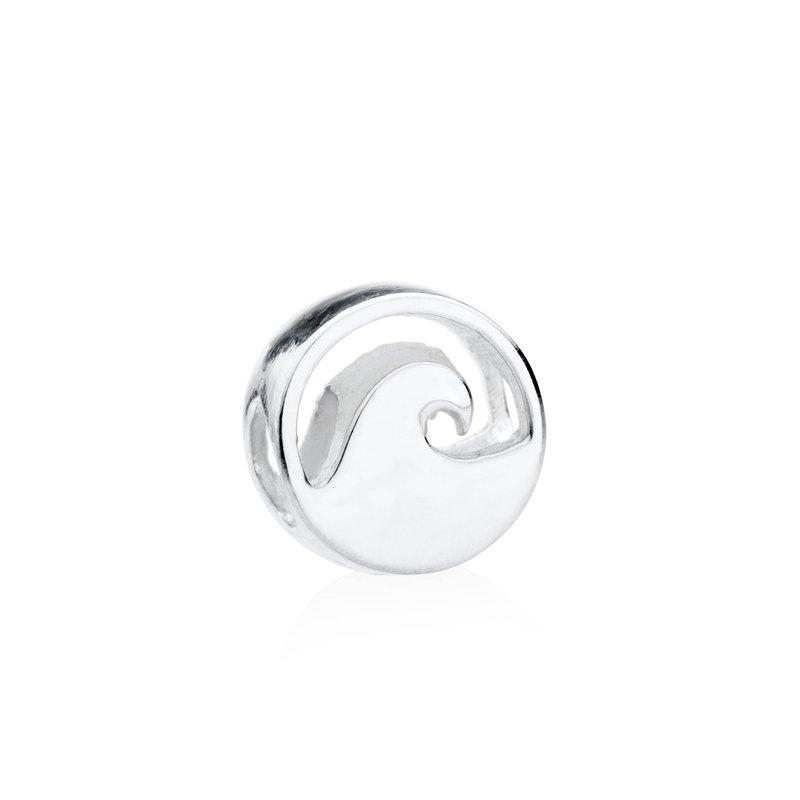 Wave Charm bead