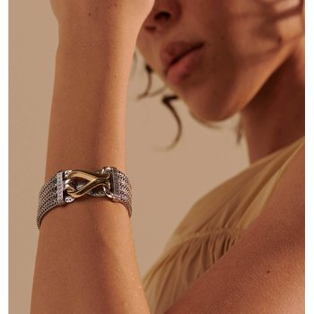 John Hardy Asli Multi Row Bracelet