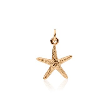 Starfish small charm