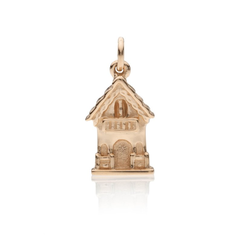 Gingerbread Cottage charm