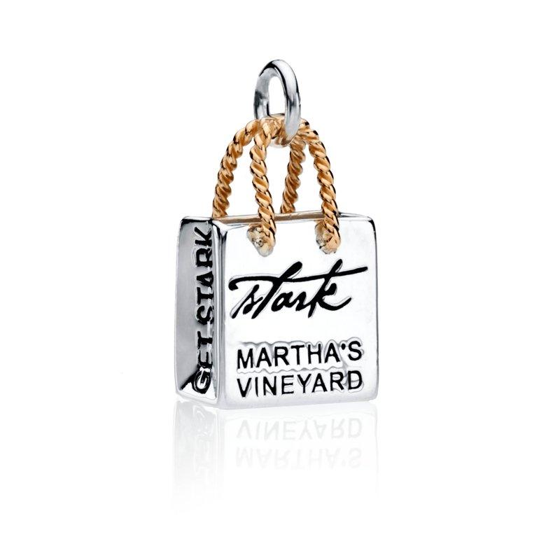 CB Stark Shopping Bag charm