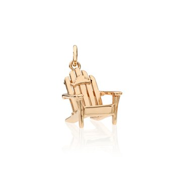 Martha's Vineyard Adirondack Chair charm
