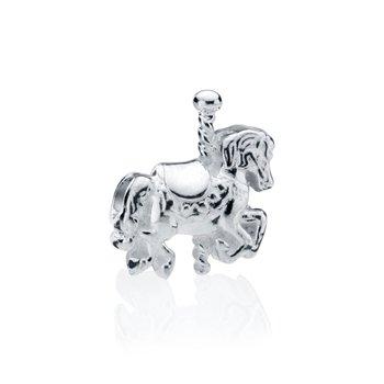 Carousel Horse bead