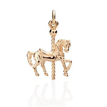 Carousel Horse charm