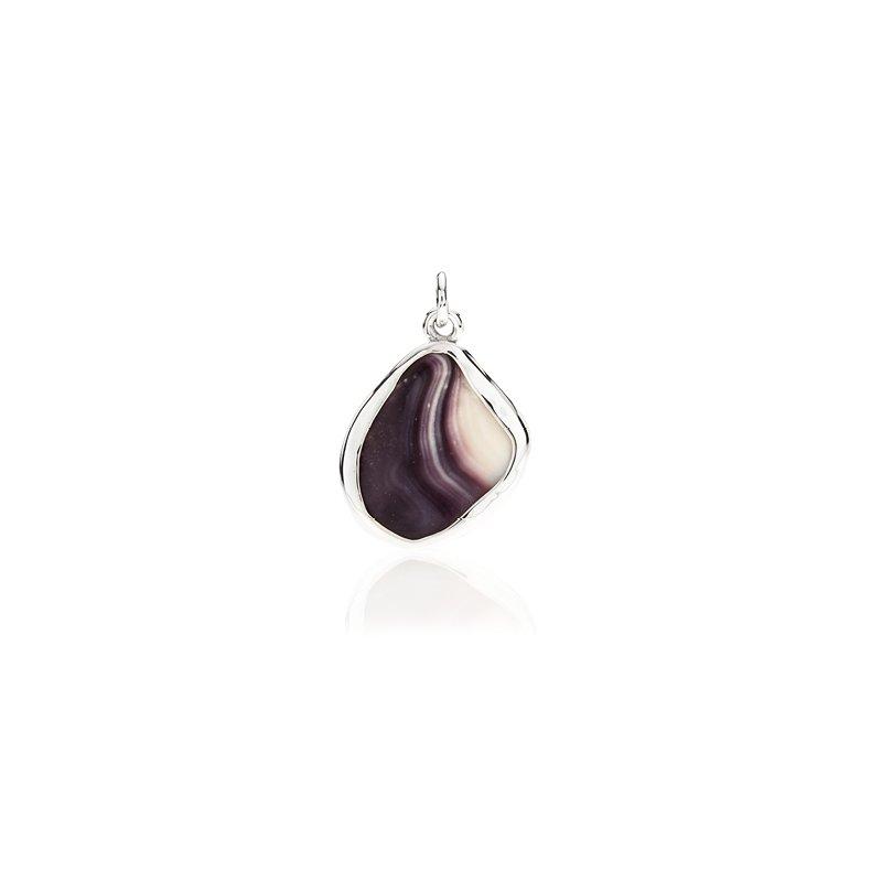 Quahog Shell charm