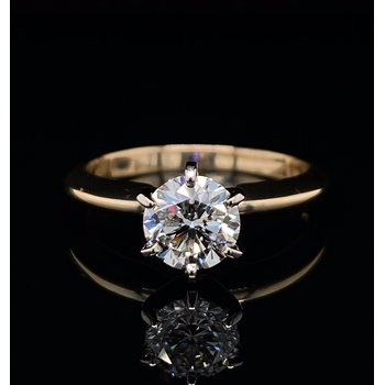 1.01ct Solitaire Diamond Engagement Ring
