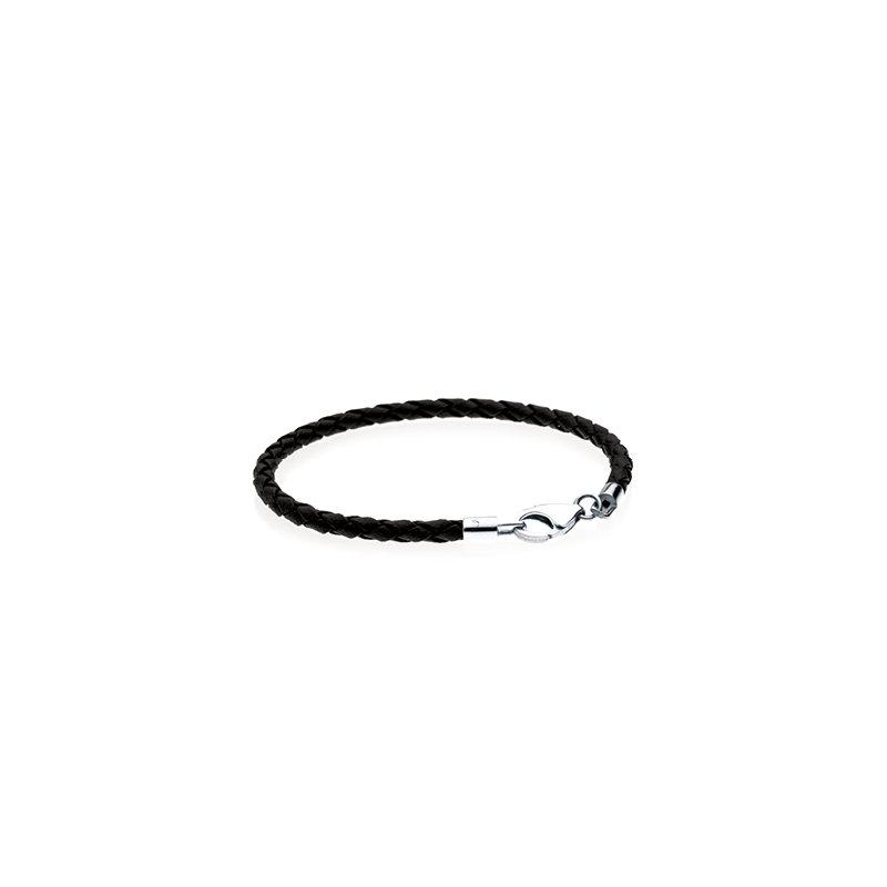Leather Bead bracelet