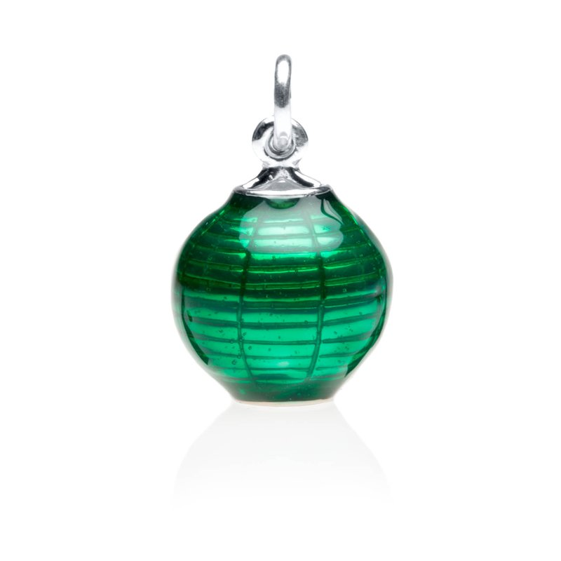 Illumination Lantern Enamel charm