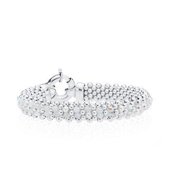 Dovera Snow & Ice Swarovski bracelet