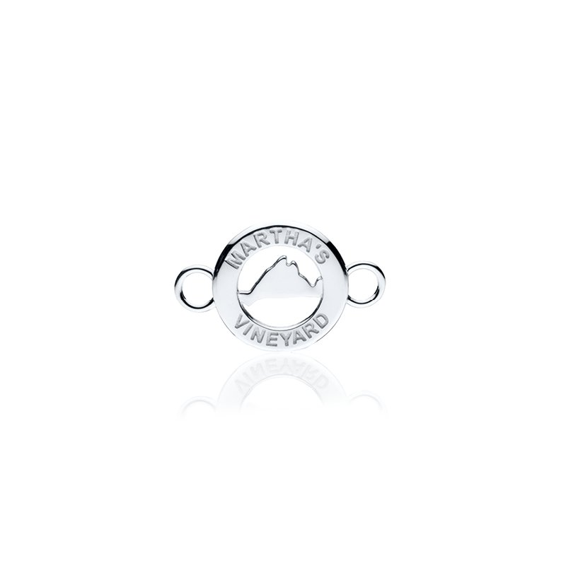 Martha's Vineyard Medallion changeable bracelet top