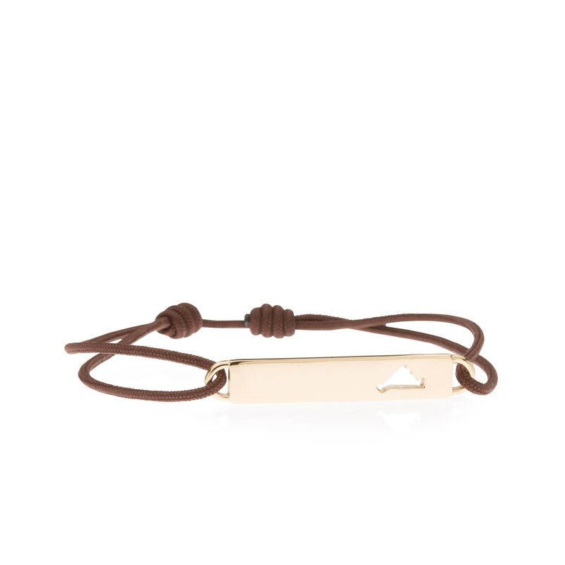 Martha's Vineyard Bar Tie bracelet