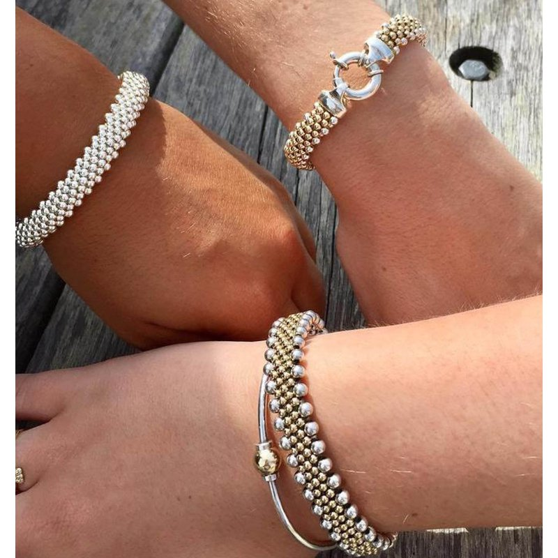 Dovera Reversible Classic Woven bracelet