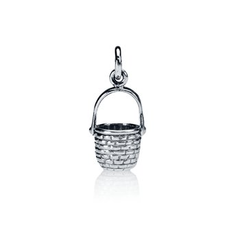 Martha's Vineyard Basket charm