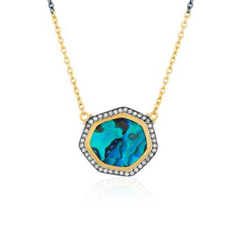 "Lika Behar ""Abby"" reversible necklace"