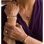 Contemporary Martha's Vineyard bracelet