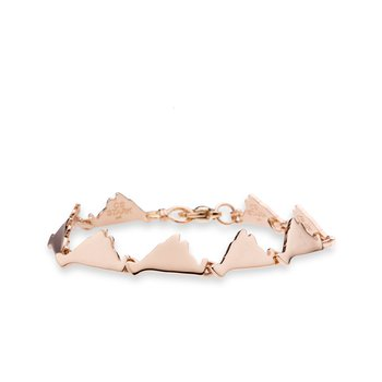 Contemporary Martha's Vineyard bracelet