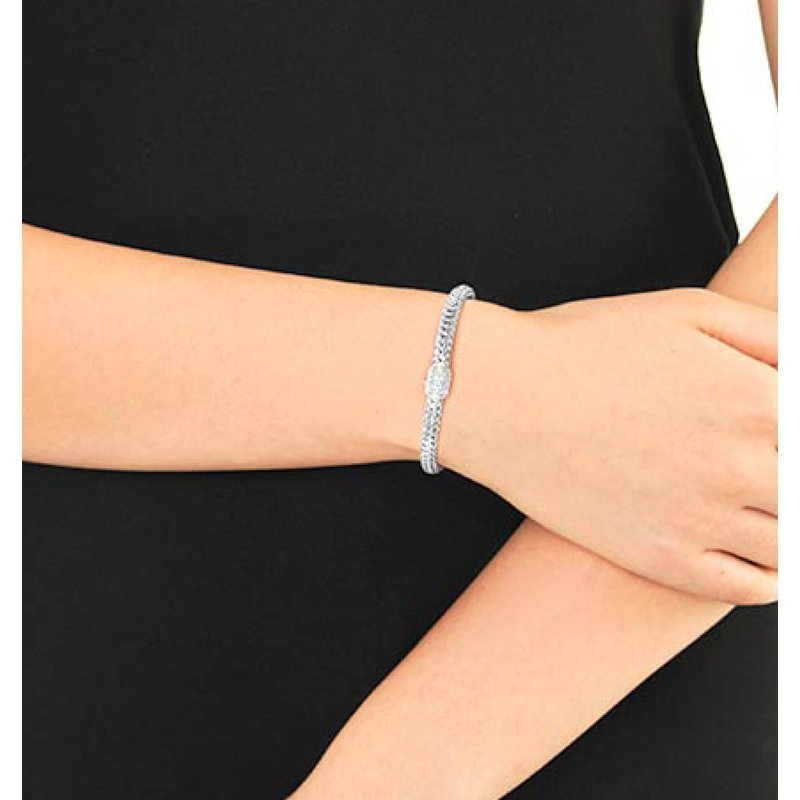 John Hardy Classic extra-small chain bracelet with Diamonds
