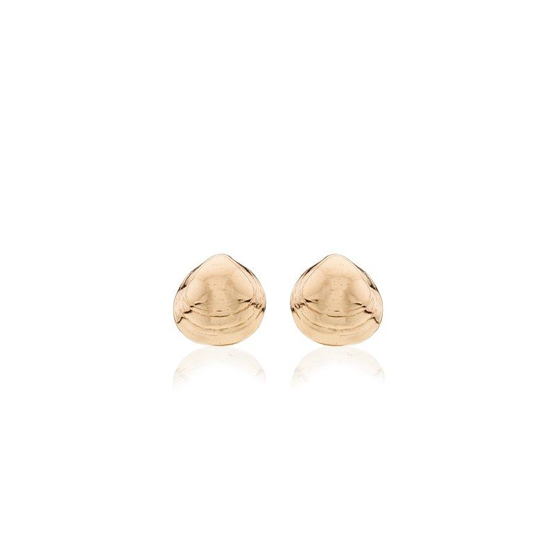 West Tisbury Baby Clam Shell earrings