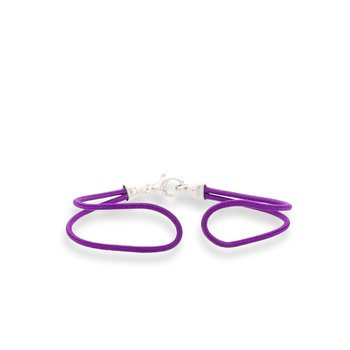 Changeable Top nylon cord bracelet