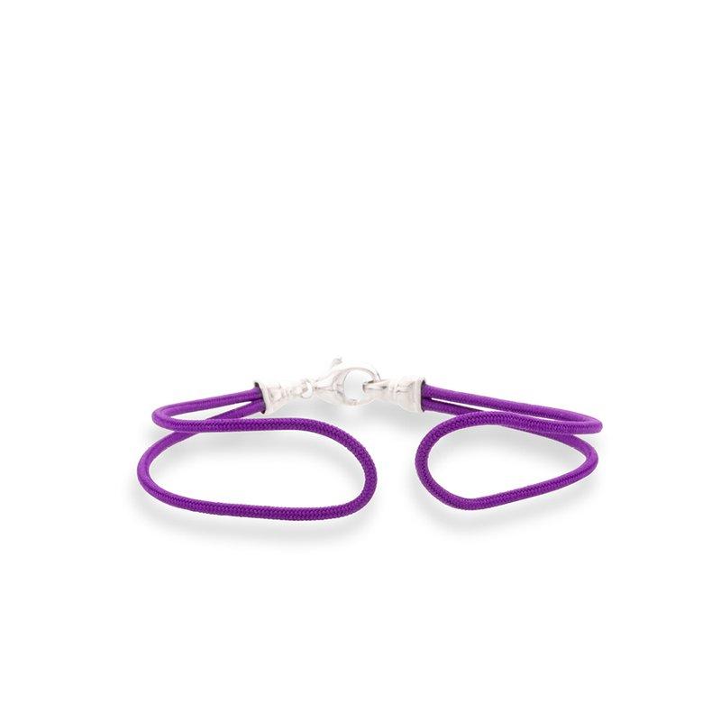 Changeable Top nylon cord bracelet