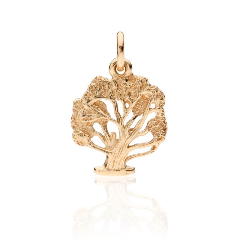Linden Tree charm