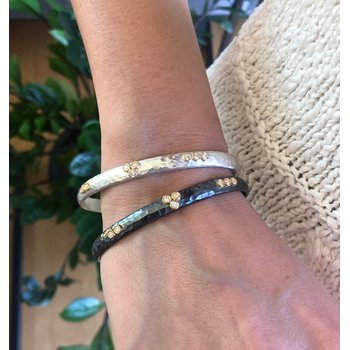 "Lika Behar ""Random Walk"" Diamond Bracelet"
