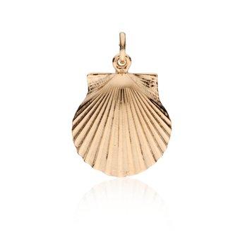 Chilmark Scallop Shell charm