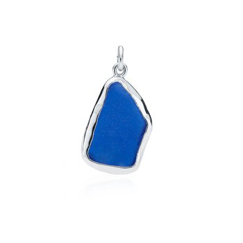 Vineyard Seaglass charm
