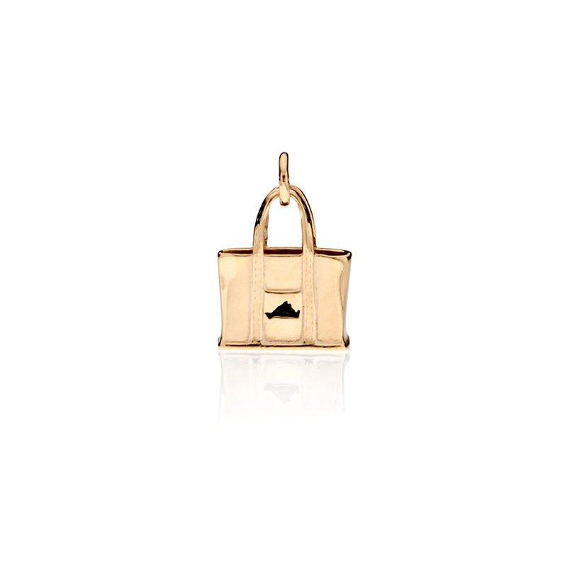 Martha's Vineyard Beach Bag charm
